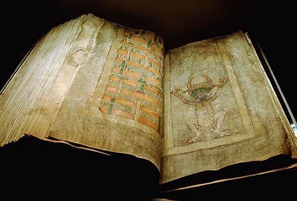 Codex Gigas du XIIIe Siècle